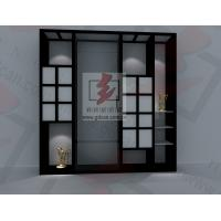 Buy cheap Customized Cardboard Shelving Unit Free Standing Moisture Proof from wholesalers
