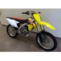 Suzuki Engine 450cc Dirt Bike Motorcycle 5 Speed Manual Transmission For Adult Manufactures