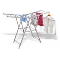Clothes Airer 1 Tier Laundry Dryer Concertina Indoor Outdoor Towel Manufactures
