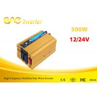 Single Phase High frequency dc to ac 1000w 1500 w modified sine wave power inverter Manufactures