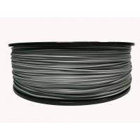 Outdoor Applications ASA 3D Printer Filament Weather Resistance Grey / Black Manufactures