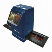 Standalone Film Scanner with 2.4-inch LCD, Converts Photo Negative/Positive Slides into Digital  Manufactures