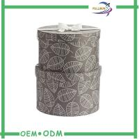 Custom Logo Paper Round Box Tube Hat Gift Box , Luxury Dress Packaging Boxes Manufactures