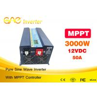 Single Phase Solar PV Inverter DC To Ac Pure Sine Wave 1000w 2000w 3000w Manufactures