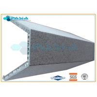 High Rise Building Cladding​ U Shape Granite Honeycomb Stone Panels Hammered