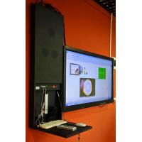 High resolution low glare infrared touch interactive whiteboard for middle school teaching Manufactures