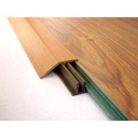 China Wood Imitate Aluminium Flooring Profile wholesale