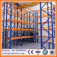 Medium heavy duty wooden panel longspan shelving Manufactures