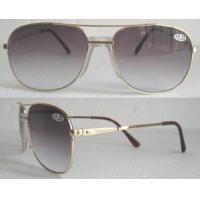 Fashionable bi-focal Full Rim Reading Glasses with Anti-scratch coating for men BP-4220 Manufactures