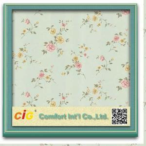 China Free Modern Home Decor Wallpaper , Mediterranean Style. on sale