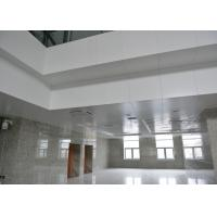 China Fire & Water proof Square Clip In Ceiling with Powder Coated wholesale