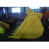 Professional DH380 Excavator Rock Bucket , Heavy Equipment Buckets Manufactures