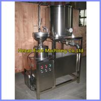 China big capacity soy milk making machine, soybean milk machine on sale
