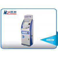 China 43 inch Scren self check in machine 1920*1080 Resolution Ratio with ID card reader wholesale