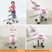 Ride on Horse Toy Walking Pony, the Fantastic Unique Children Gift Ideas for Christmas Manufactures