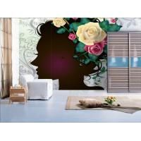 RW-010 Water Based Ink Figure Series Customized Interior Decoration Wall paper,  Sticker Manufactures