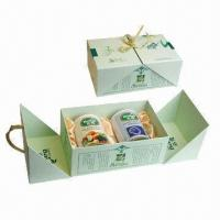 China Food Cardboard Box, Made of Special Paper and Cardboard, Foldable, OEM Orders are Welcome  on sale