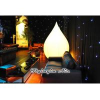 Buy cheap Inflatable Light Cone with Light for Party and Wedding Night Decoration from wholesalers