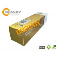CMYK Or Pantone Color Cardboard Cosmetic Packaging Boxes For Perfume Bottles Manufactures