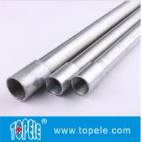 "Manufacturer Factory Direct IMC Conduit Fittings  1/2"" To 4""  Galvanised Steel Tubing Rigid Manufactures"