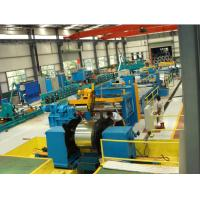 China Full Automatic Steel Slitting Machine Large Size Max 25 Strips ISO9001 on sale