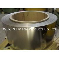 1% Nickel Mirror HL NO.4 Stainless Steel Strips Thickness 0.1 - 3.0mm