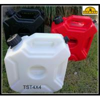 China 5L Fuel Tank Cans Petrol Tanks Mount for Motorcycle Car Oil Container off road on sale
