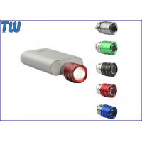 Solid Full Metal Single Bright Portable USB LED Light USB Gadgets Manufactures