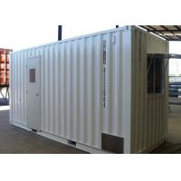 Buy cheap Modifying Temporary Camp Steel Door With One Bedroom And Bathroom from wholesalers