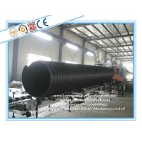 3000mm HDPE Hollow Wall Winding Profile Pipe Production Line Factory Manufactures