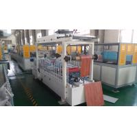 plastic profile extrusion linePVC WPC wall panel extrusion line Manufactures
