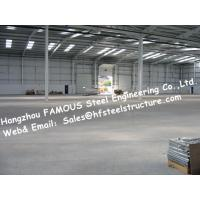 China High Strength Prefabricated Industry Steel Building For Warehouse Workshop wholesale