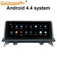 China Ouchuangbo car radio stereo mult android 4.4 for BMW X5 E70 F15 F85(2011-2012)X6 E71 F16 F86 with gps navi AUX USB on sale
