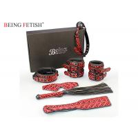 Being Fetish Beginner's Bondage Fantasy Kit Perfect for Couple Play