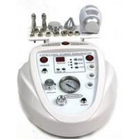 China 3 In 1 Home Microdermabrasion Machine With Hot Head + Cold Head on sale