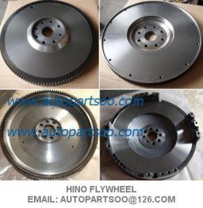 Heavy Duty Flywheel HINO J05E Flywheel Bolantes Del JO5C J08C JO5E Volantes Manufactures