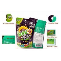 Retort Pouch Packaging High Temperature Cooking Bags Zip Lock Style Manufactures