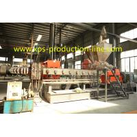 High Capacity Automatic XPS Extrusion Machinery 95T/300 for Styrofoam Insulation Board Manufactures