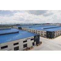 China Excellent Adaptability Framed System Industry Steel Building With HDG Treatment wholesale