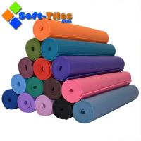 Discount PVC yoga mat 173*61CM 6mm thickness Manufactures