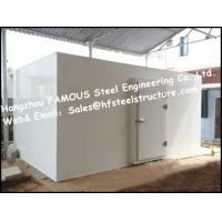 Cold Rooms and Freezers with Cam Lock for Frozen Meat Fish Vegetables and Fruit Manufactures