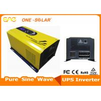 Automatic Switch UPS Power Inverter 3kw 12v / 24v / 48v DC To AC For Off - Grid Solar Manufactures