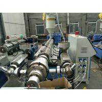 Buy cheap Automatic Plastic Pipe Extrusion Line Single Screw High Speed from wholesalers