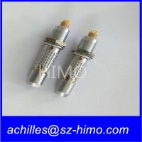 saving your time and energy elbow 90 degree PCB pin lemo 5 pin push pull connector Manufactures