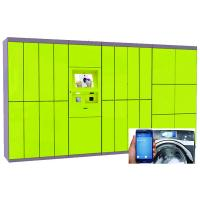 Self Service Laundry Delivery Lockers , Intelligent Logistic Parcel Locker Delivery Service Electronic Locker Manufactures