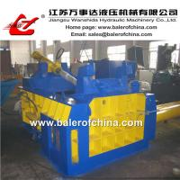 China Scrap steel compactor balers on sale