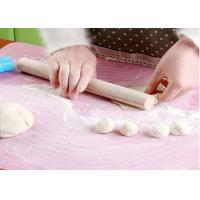 Kitchenware 50*40cm Anti Slip DIY Silicone Mat For Baking , Eco - Friendly Manufactures
