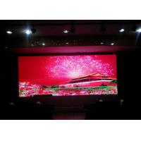 China Stage Events Indoor Rental LED Display Video Wall Die Casting 2.5mm Pixel Pitch on sale