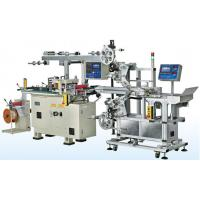 China CNC Protective Film Screen Protector Die Cutting Machine With Double Side Label on sale