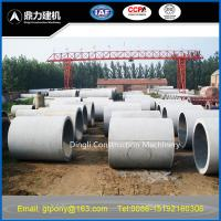 China concrete pipe making machine wholesale